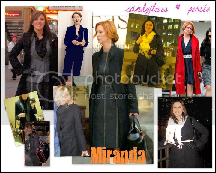 ..or Miranda coats?