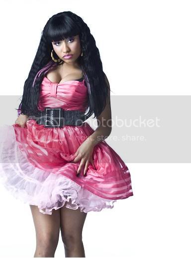 nicki minaj- massive attack Pictures, Images and Photos